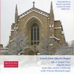 Marsh Chapel Lessons Sleeve